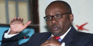Attorney General Githu Muigai