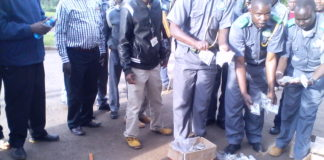 The Nandi County government has taken steps to tame the business of illicit liquor