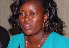 Former Teso South MP Mary Emaase