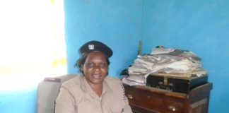 Sango Sub location assistant chief Frida Lusweti Sirengo when she confirmed the incident