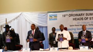 EAC leaders agreed to pursue variable geometry in EU trade deals