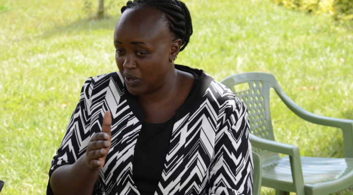 Vihiga nominated MCA Jackline Mwenesi said its vital for women to be give financial assistance to better their lives through businesses