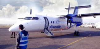 Silverstone Air has introduced flights from Kisumu to Mombasa
