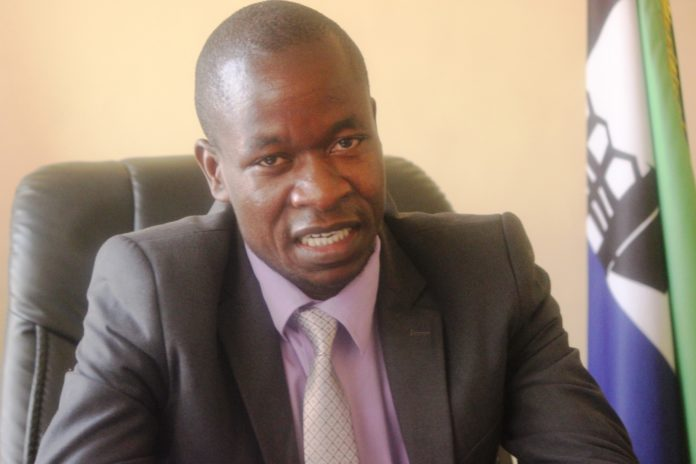 Busia County Assembly Deputy Speaker Lawrence Okaale Murunga