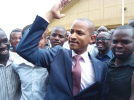 Babu Owino has faulted the Executive for meddling with the affairs of the Judiciary
