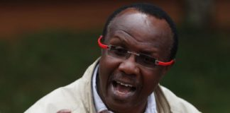 NASA strategist David Ndii has lauded the move by President Kenyatta and NASA leader Raila Odinga to meet and discuss the way forward for the nation