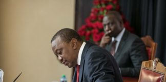 Kenyans must see the results of the war on graft led by President Kenyatta