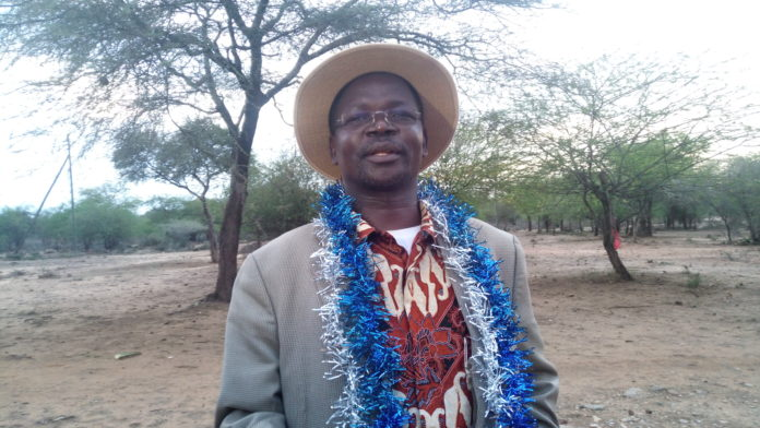 West Pokot Governor John Lonyangapuo's administration has embarked on a mission of empowering local land committees