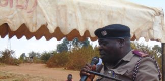 Acting Nasianda location chief Martin Kwenyi confirmed the murder of the boda boda operator