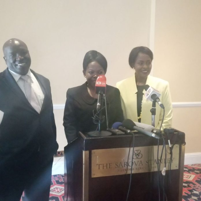 The three IEBC commissioners have faulted IEBC Chairman Wafula Chebukati's leadership