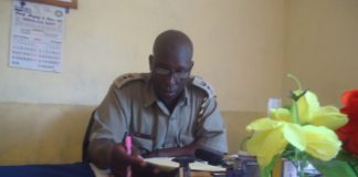 Likuyani OCPD Meshack Kiptum confirmed the incident