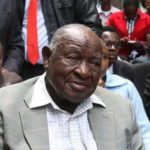 The late Kenneth Matiba