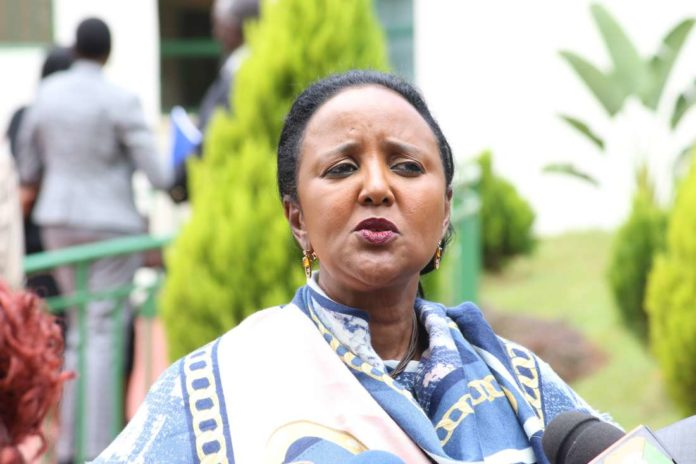 Education CS Amina Mohamed