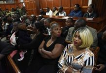 The NYS suspects have been released on bail