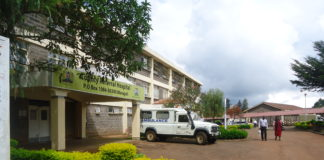 Vihiga County Referral Hospital