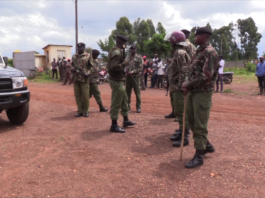 Residents in Bungoma have called for improved security in the different areas