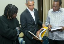 The background and subsequent rise of former US President Barack Obama offers inspiration to many young Africans