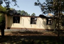 Investigations are ongoing to determine the cause of the dorm fire at Friends School Kamusinga