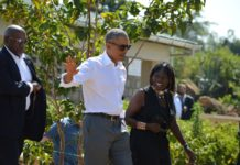 Barack Obama has lauded Kenya's progress, including the Building Bridges initiative by President Uhuru Kenyatta and Raila Odinga