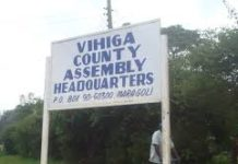 The Vihiga County officials failed to truly convince the committee on the handling of the funds meant to cater for sports and cultural activities