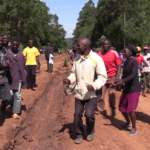 Tongaren residents have complained about the poor state of the Misikhu-Brigadier road