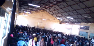KNUT Nandi East/Tindiret meeting at Samoei boys secondary school