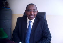 Nandi County director of education Mr. Lawrence Karuntimi