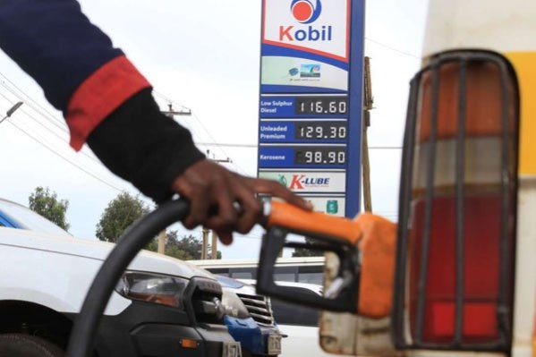 The 8% fuel VAT stands after President Kenyatta's proposal was passed in parliament