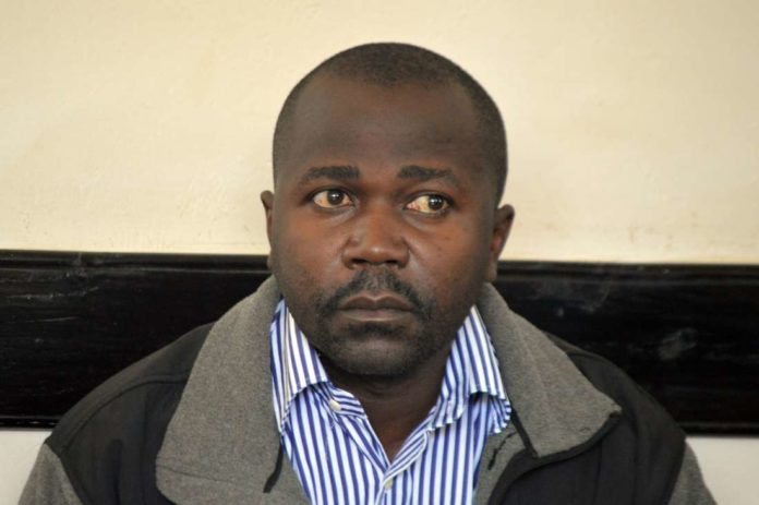 Okoth Obado's PA Michael Oyamo will remain in police custody for 14 days