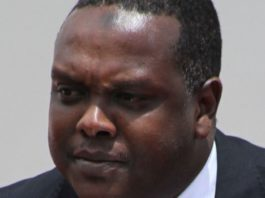 Former Sports CS Hassan Wario