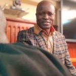 Governor Okoth Obado in court on Friday