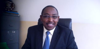 Nandi County Director of Education Mr Lawrence Karuntimi