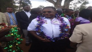 Bungoma County Governor Lusaka at the function