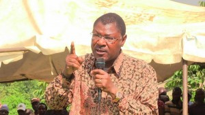 The Bungoma Senator Moses Wetangula /Photo Westfm file