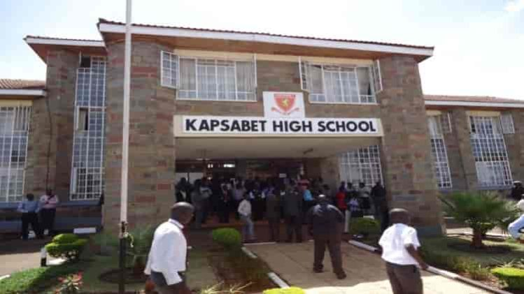 Kapsabet High School produced seven candidates among the top hundred countrywide in this year's KCSE