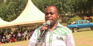 Kiminini MP Dr. Chris Wamalwa has made clear his intention to vie for the Ford Kenya Secretary-General post