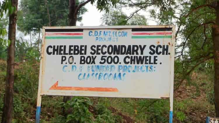 20 Mt. elgon chelebai secondary school