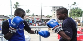 KDF Boxing