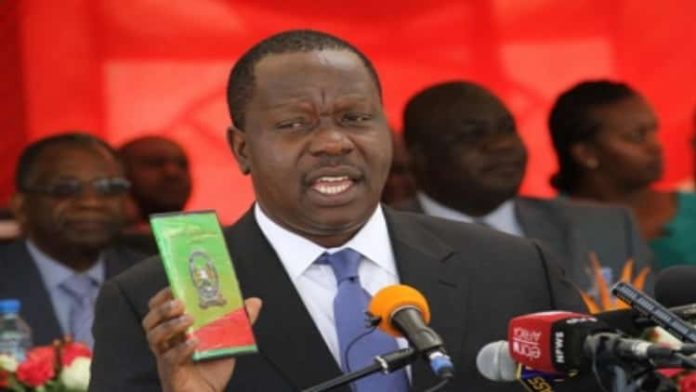 Education CS Fred Matiang'i has said the national exams will go ahead without any hitches