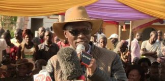 Ababu Namwamba has revealed plans to tackle ODM in Busia