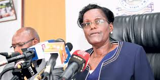 Lydia Nzomo has called for unified efforts