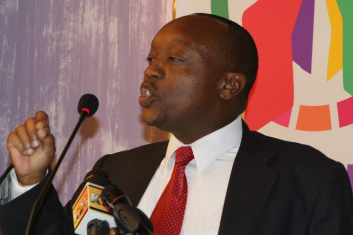 KenInvest Pius Rotich looing for common ground in the region