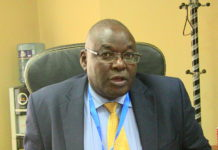 Newly appointed Vice-chancellor