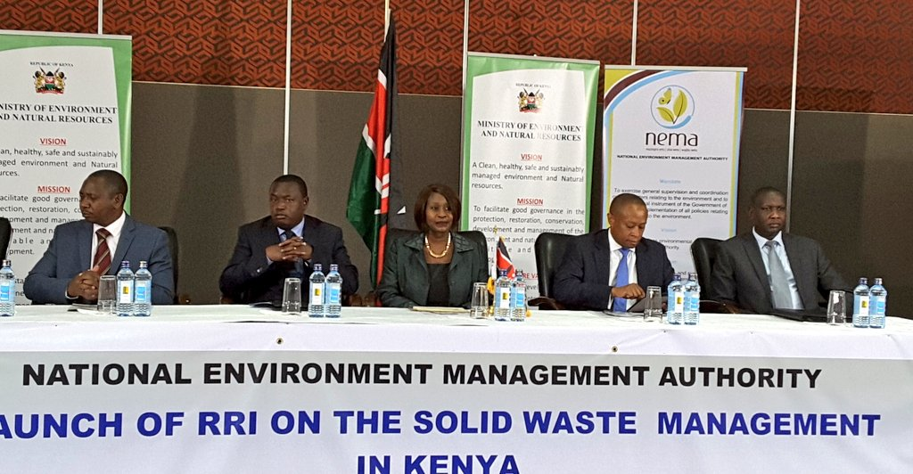 CS Judy Wakhungu on the importance of good waste management