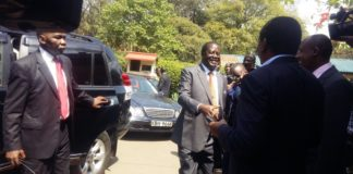 CORD principals support IEBC report