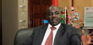 Governor Simon Kachapin said that the blood bank will help reduce referral cases in the county