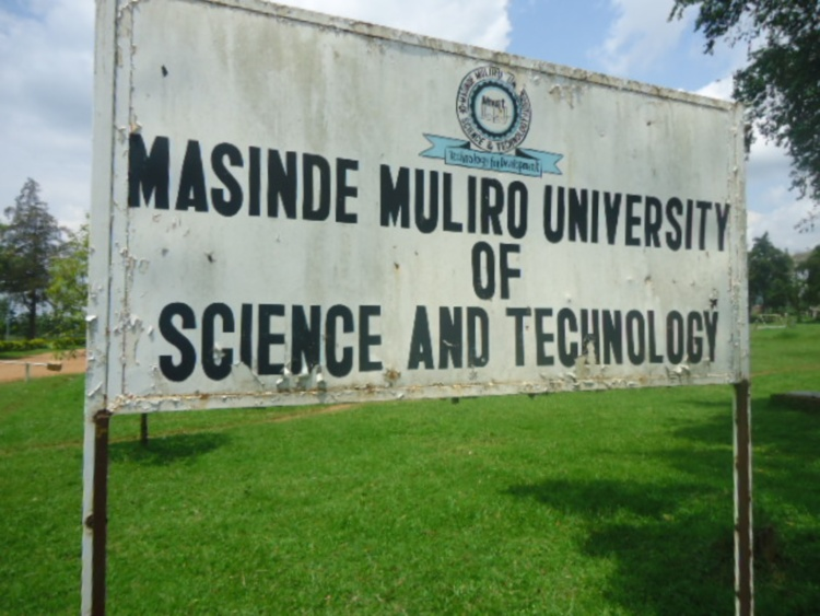 KUSU have urged Education CS Fred Matiang'i to take action against MMUST management