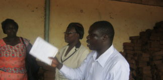 Business leader in charge of business operators at Kamukuywa