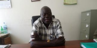 Elisha Odhiambo, the Vihiga County Police Coordinator warned the youth to be careful when searching for employment