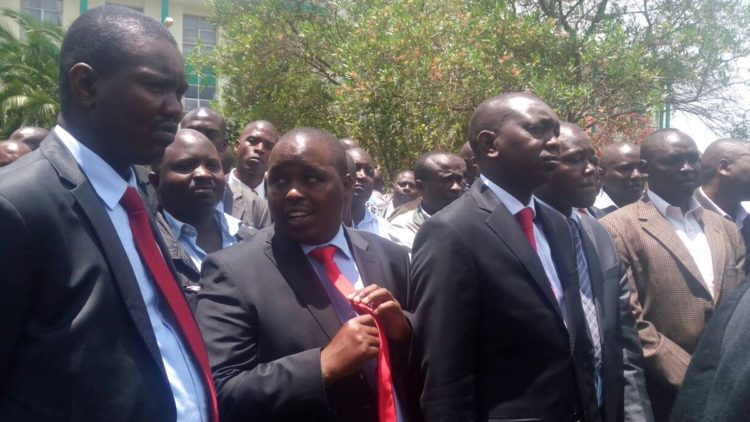 More leaders have criticized Governors Jackson Mandago and Alex Tolgos who opposed the appointment of Laban Ayiro as Moi University VC